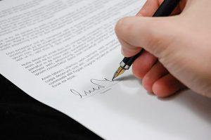 convenant - echtscheidingsconvenant